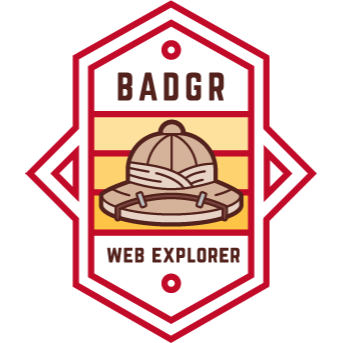 Badgr Web Explorer Badge