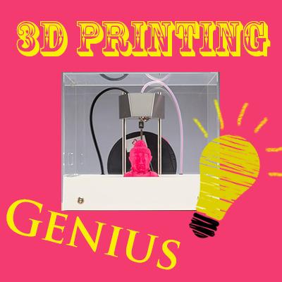 3D Printing Genius image