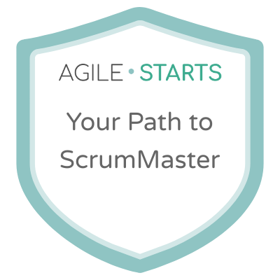 Your Path to ScrumMaster badge